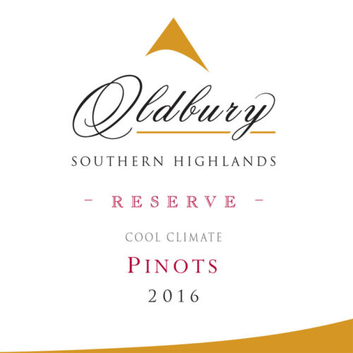 Oldbury Reserve Pinots, Southern Highlands Winery