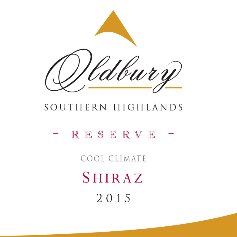 Oldbury Reserve Shiraz, Southern Highlands Winery