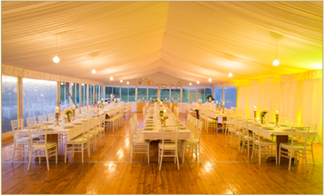 Sourthern Highlands Marquee Lawn